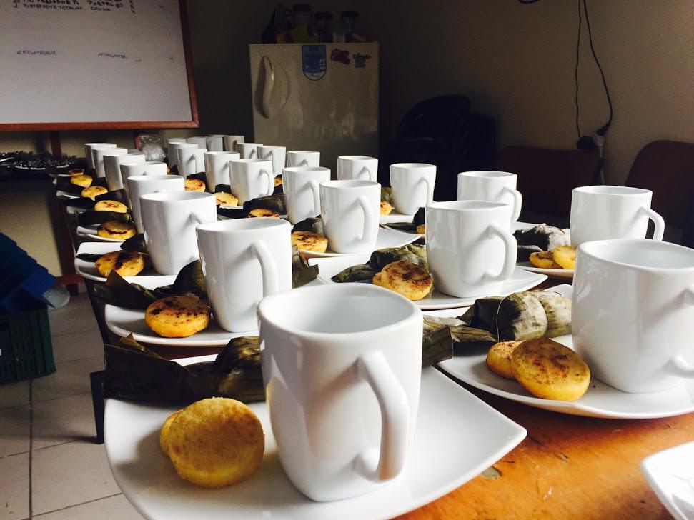 Desayunos empresariales